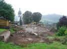 Abriss der alten Schule 2007